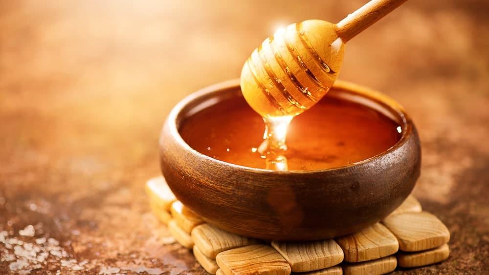 علاج بالعسل