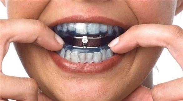 أجهزة الأسنان للشخير