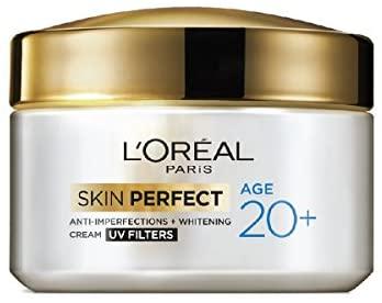 كريم لوريال L'Oreal Skin Perfect Whitening Cream