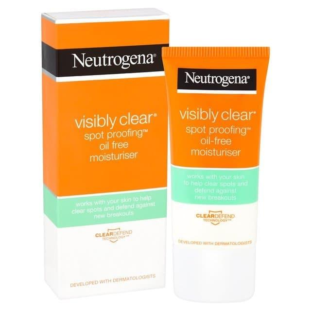 كريم Neutrogena Visibly Clear Spot Proofing Moisturiser
