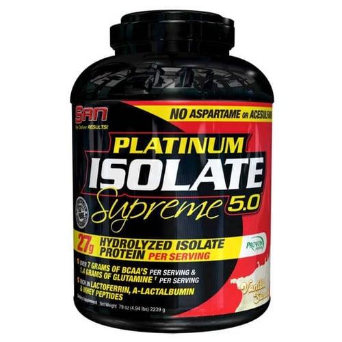 platinum isolate